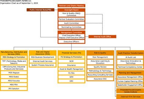 organisational structure  governance