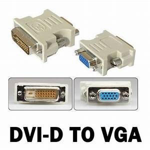 Can I Plug A Vga Monitor Into The Motherboard While I Have
