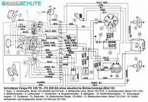 Vespa Px 125 Wiring Diagram
