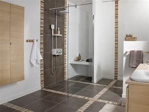 Modele De Douche Italienne : leroy merlin salle de bain douche italienne maison ~ Dailycaller-alerts.com Idées de Décoration