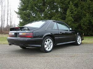 1993 FORD MUSTANG COBRA SVT COUPE - 182630