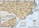 North Carolina: cities -- Kids Encyclopedia | Children's ...