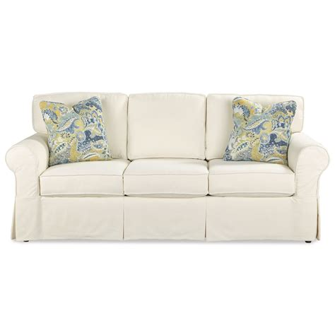 Mattresses For Sofa Sleepers by Casual Slipcover Sleeper Sofa With Innerspring