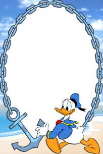 Disney Donald Duck Frames
