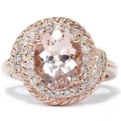 vintage gold engagement rings 14k gold morganite vintage engagement ring engagement rings review