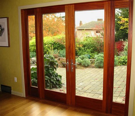interior french doors sidelights video