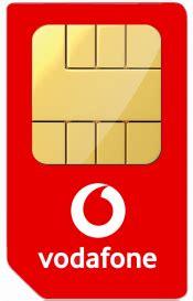 vodafone sim  deals pay monthly sim mobilescouk