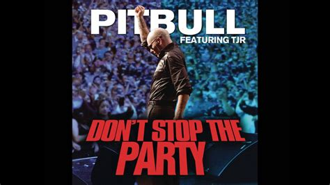 Pitbull Don't Stop The Party Feat Tjr Bass Boosted