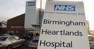 Major incident declared at Heartlands hospital's accident ...