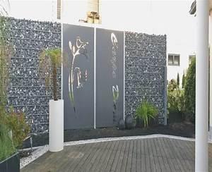 Billiger Sichtschutz Für Garten : sichtschutz terrasse metall ~ Indierocktalk.com Haus und Dekorationen