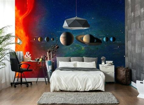 10 Creative Science Themed Bedroom Ideas