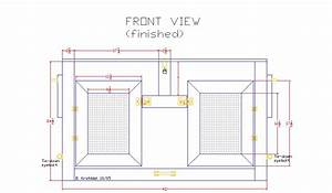Dog box plans easy diy woodworking projects step by step for Dog box plans