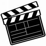 Transparent Movie Clipart Clap Movies Cinema Clip