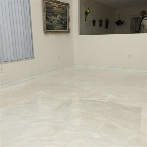 epoxy flooring white white pearl metallic epoxy flooring jobs pinterest epoxy flooring ideas and concrete