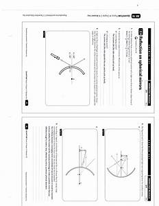 Physics Classroom Light Reflection Worksheet Answers