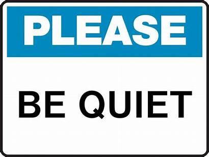 Quiet Please Sign Clipart Keep Silent Clip