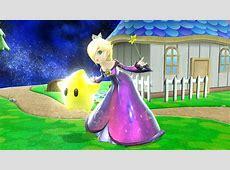 Galaxy Dress Rosalina Super Smash Bros for Wii U > Skins