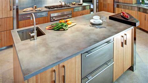 kitchen worktop designs 28 concrete countertop ideas 3521