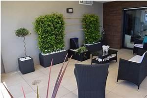 Aménagement Toit Terrasse : am nagement d 39 un toit terrasse s te 2 paysagiste jardin orphis ~ Melissatoandfro.com Idées de Décoration