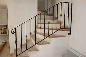 rampe escalier fer forgé Recherche Google deco Pinterest Rampe escalier fer forgé