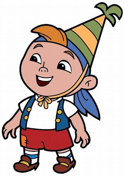 Cubby Neverland Birthday Pirates Clip Pirate Cap