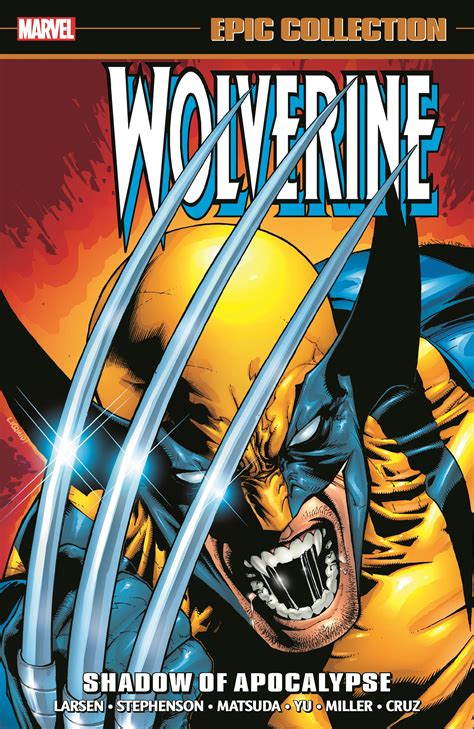 Wolverine Epic Collection: Shadow of Apocalypse (Trade ...