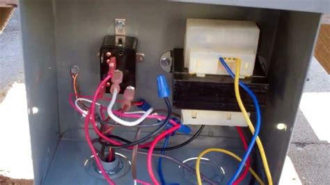 Hvac Solving Contactor Issues With Relay Youtube