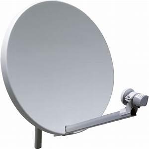 Tv Sans Antenne Exterieure : antenne satellite parabolique visionic 60 cm leroy merlin ~ Dailycaller-alerts.com Idées de Décoration