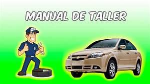 Manual De Taller Chevrolet Optra 2004-2007