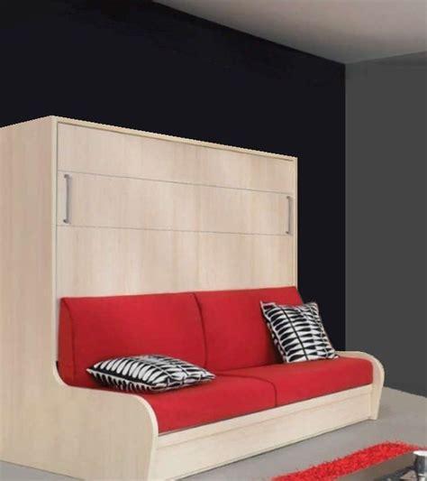 armoire lit canapé escamotable 23 best lit escamotable images on murphy beds