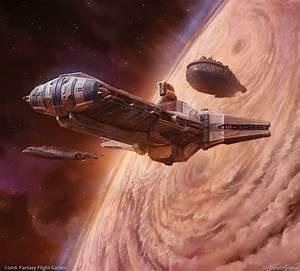 Science Fiction World — spaceshipsgalore: deviantart.co… # ...