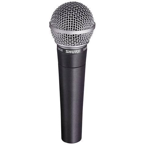 Shure SM58 « Microfono