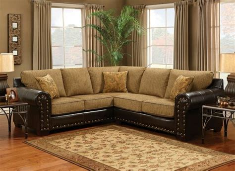 sectional sofa with nailhead trim 68 best leather furniture cleaning decor images on
