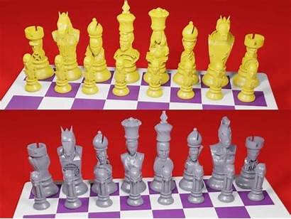 Chess Board Avengers Justice League Vs Games