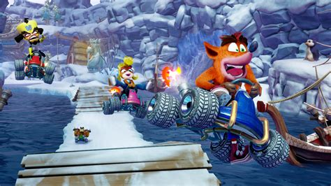crash team racing nitro fueled  game awards