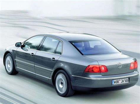 vw phaeton returning     carbuzz