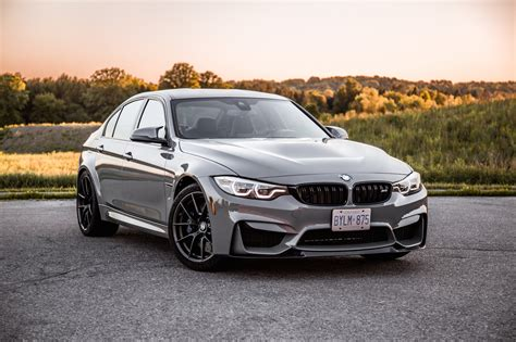 Review 2018 Bmw M3 Cs Car