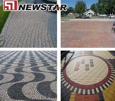 newstar cheap travertine patio pavers for garden floor