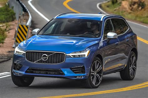 volvo xc earns top safety pick rating  iihs