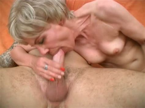 Grey Haired Slut Rosalie Is Ready To Be Fucked Doggy Tough