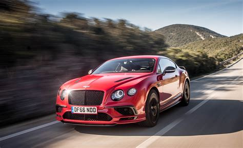 2018 Bentley Continental Supersports  Cars Exclusive