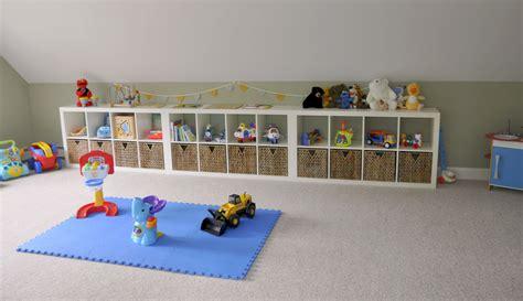 Ikea Expedit Playroom Storage