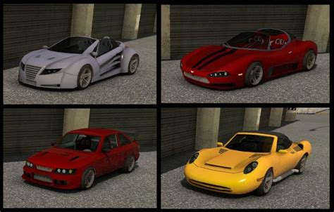 Proper Sports Cars 1.1