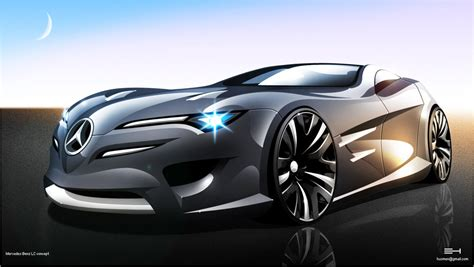 New Car Design :  Sci Fi Concept Vehicles