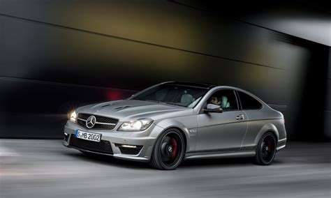 """Mercedes Benz C63 Amg """"edition 507"""" Coupe  2013 Cartype"""