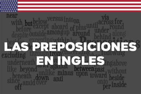 Priekšvārdi angļu valodā - UniProyecta