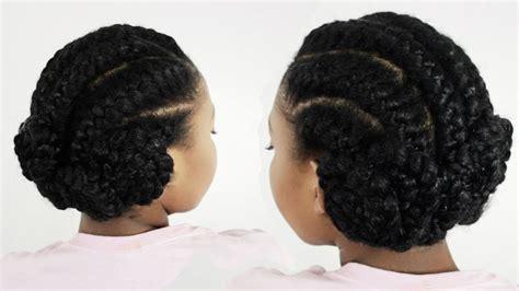 Under Braid Hairstyles For