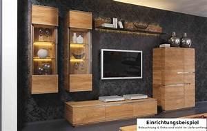 Wohnzimmer Hersteller : wohnwand wohnzimmer wohnzimmerwand asteiche eiche massiv ~ Pilothousefishingboats.com Haus und Dekorationen