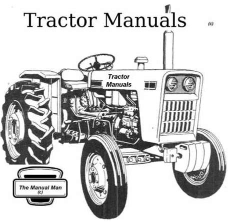 tractor manual ford  parts manual  manuals