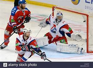 KHL ice hockey, play off semifinals, Western Conference ...